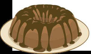 Bundt cake 1